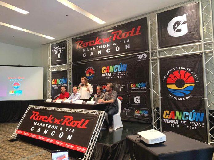 Rock 'n' Roll Marathon Cancún
