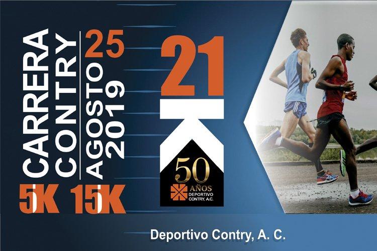 CARRERA DEPORTIVO CONTRY 2019