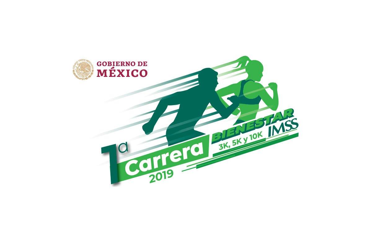 Carrera Bienestar IMSS 2019