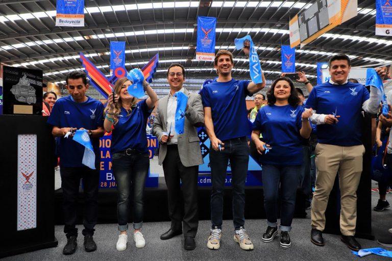 Inicia la Expo Medio Maratón Ciudad de México BBVA 2019