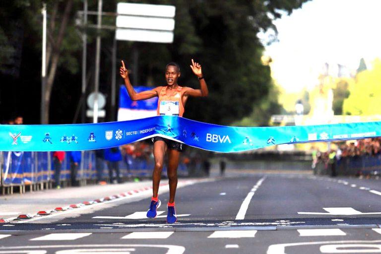 México y Kenia ganan Medio Maratón BBVA 2019