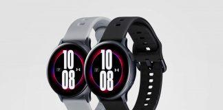 Galaxy Watch Active2 Under Armour Edition el reloj para corredores