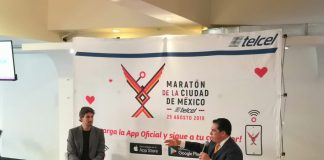 MEJORAS EN LA APP DEL MARATÓN DE LA CIUDAD DE MÉXICO