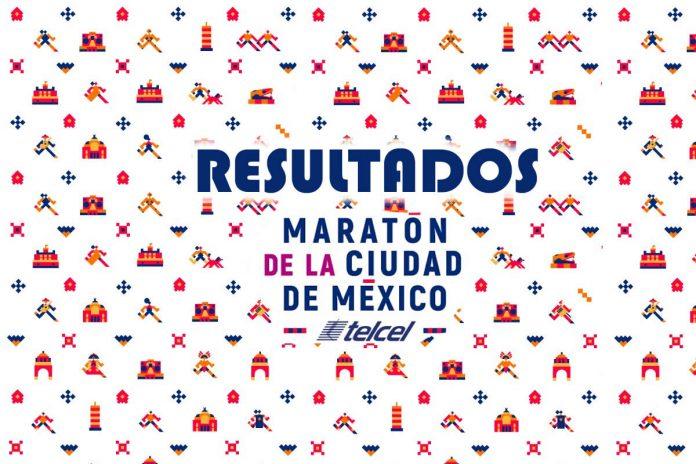 resultados maraton de la ciudad de mexico 2019