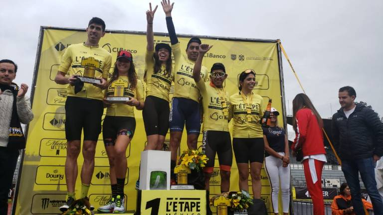 Se registra saldo blanco, tanto en la Etapa del Tour de Francia como en Ciclotón