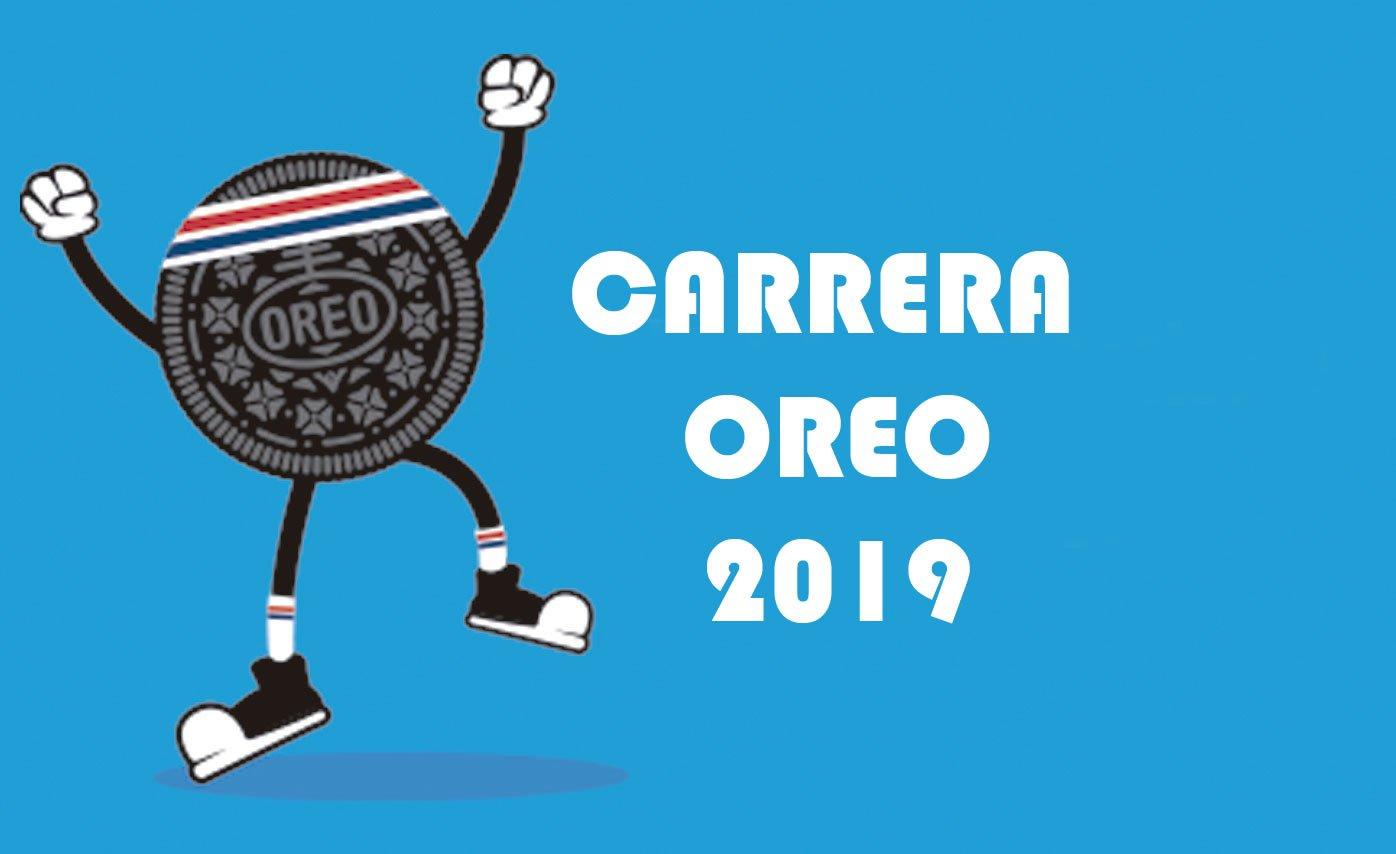 CARRERA OREO 2019