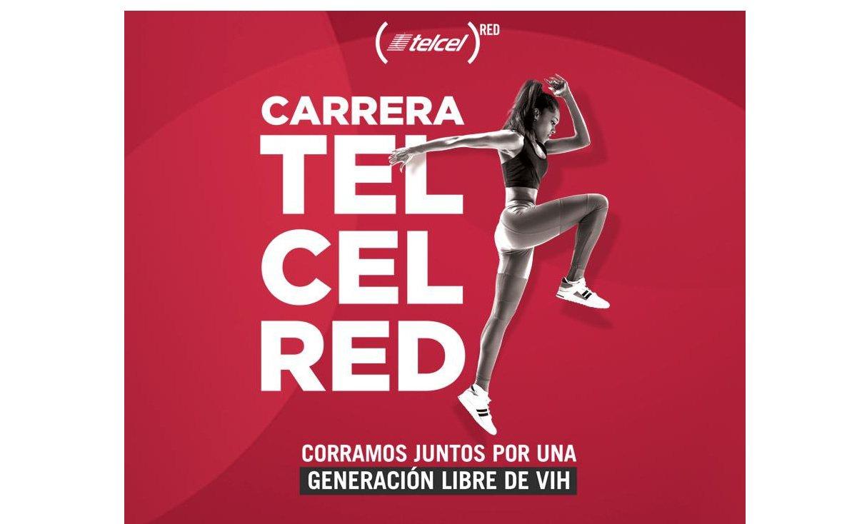 Carrera Telcel Red CdMx 2019