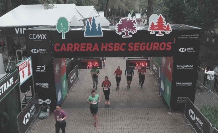 Carrera hsbc segugos 3k, 5k & 10k, sé un eco runner el próximo 29 de septiembre 2019