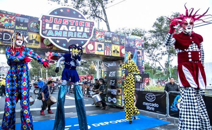 Medio Maratón Justice League 2019
