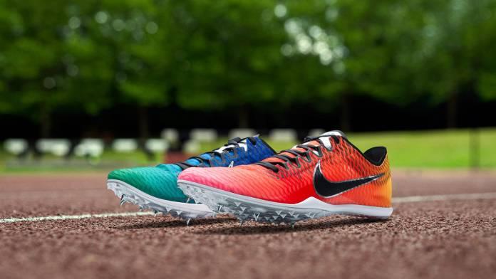4 cosas que debes saber sobre el Nike BETRUE Track Spike de Caster Semenya