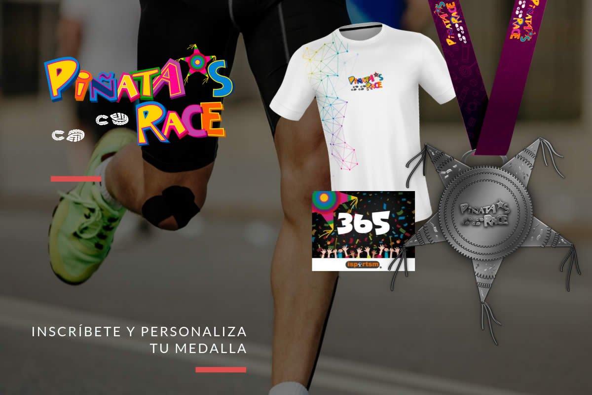Piñatas Race 2019