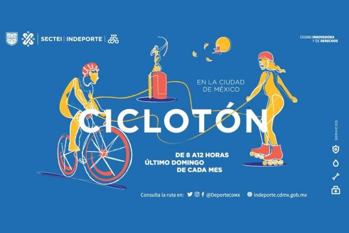 cicloton cdmx