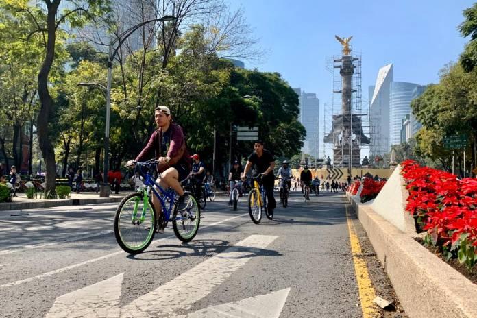 Ciclotón Ciudad de México