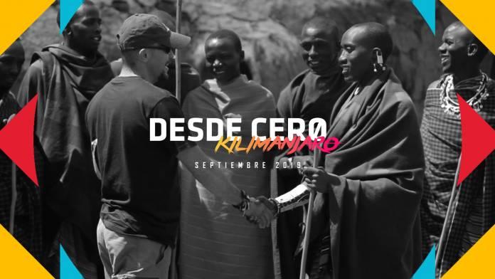 Héctor Ponce de León establece nuevo logro al ascender más de 300 km desde el nivel del mar hasta la cumbre del Kilimanjaro en 32 horas