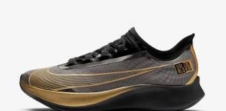 Nike Zoom Fly 3 Golden Blocks