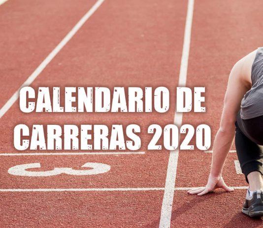 Calendario carreras 2020
