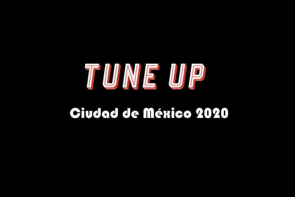 Carrera Tune Up Ciudad de México 2020
