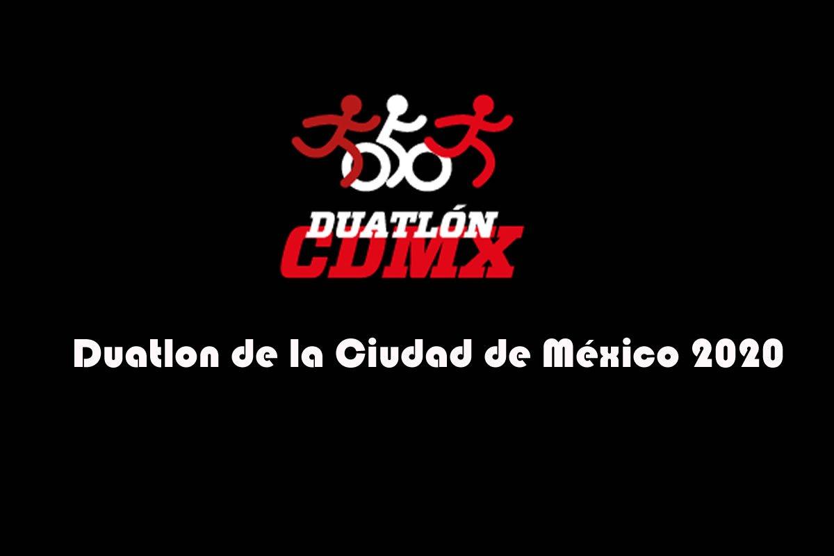 Duatlon de la Ciudad de México 2020