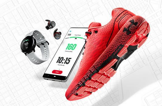 Under Armour HOVR Machina, con conexión digital para tus entrenamientos