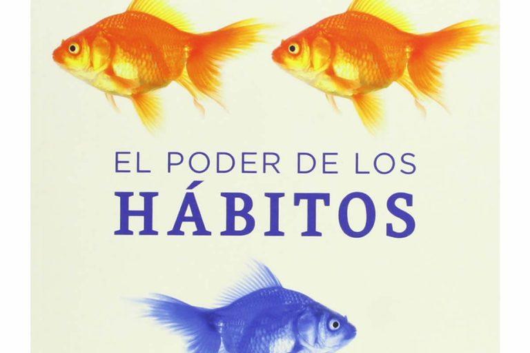 LIBRO EL PODER DE LOS HÁBITOS DE CHARLES DUHIGG