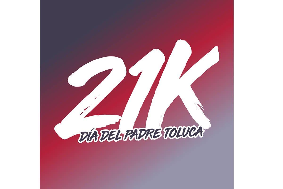 21K DÍA DEL PADRE TOLUCA 2020