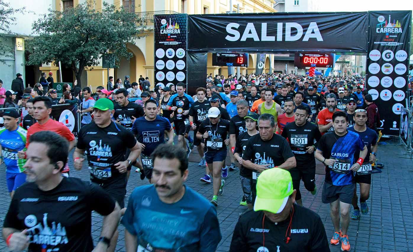 Carrera imagen Monterrey 2020
