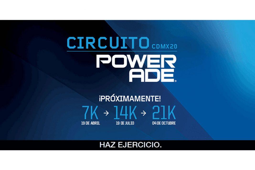 Circuito CDMX Powerade 2020