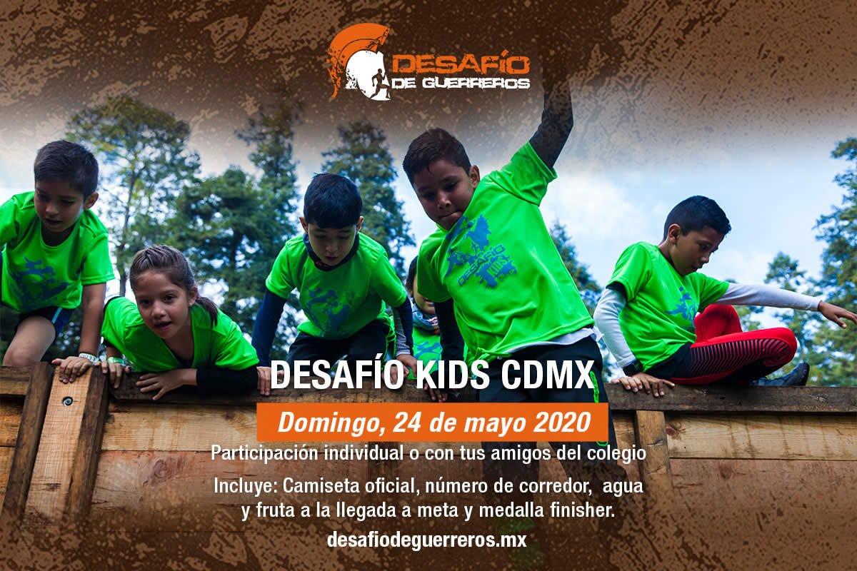 Desafío KIDS CDMX 2020