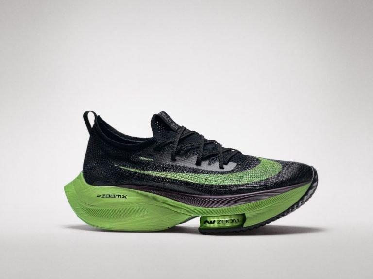 Nike Air Zoom Alphafly NEXT%, mueve a los atletas hacia adelante