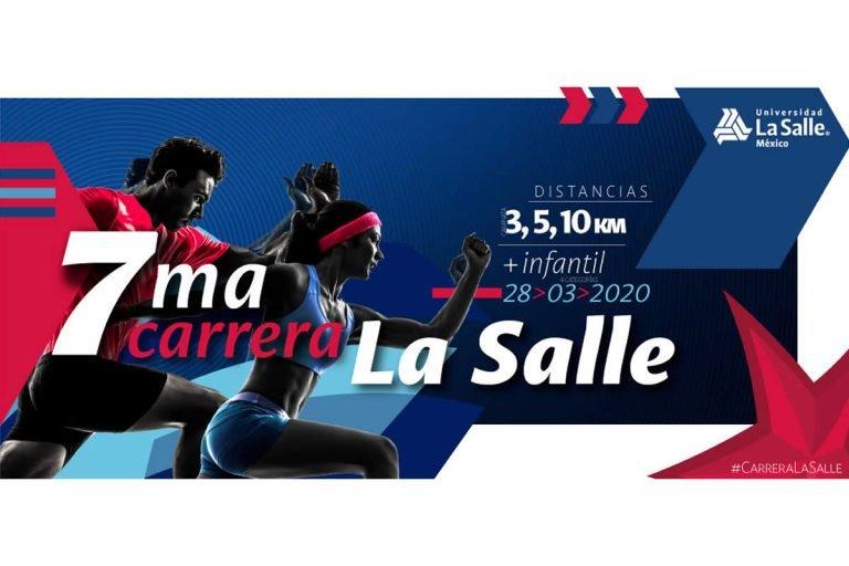 Carrera La Salle 2020, 5 y 10 kilómetros, caminata 3k & infantiles
