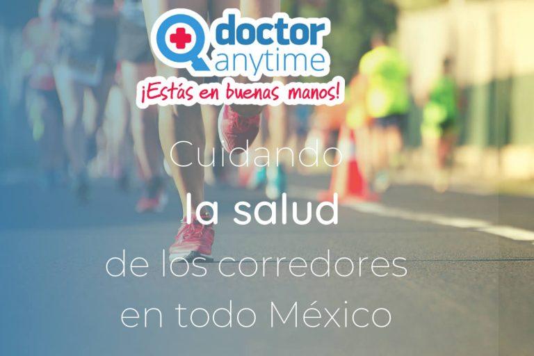 Nueva plataforma médica que cuida la salud de los corredores en todo México