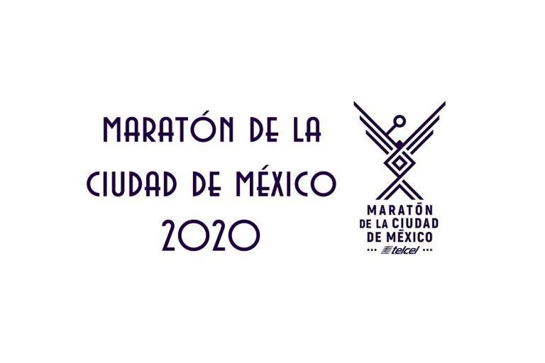 Se confirma la fecha, costo e inicio de inscripciones del Maratón de la Ciudad de México 2020