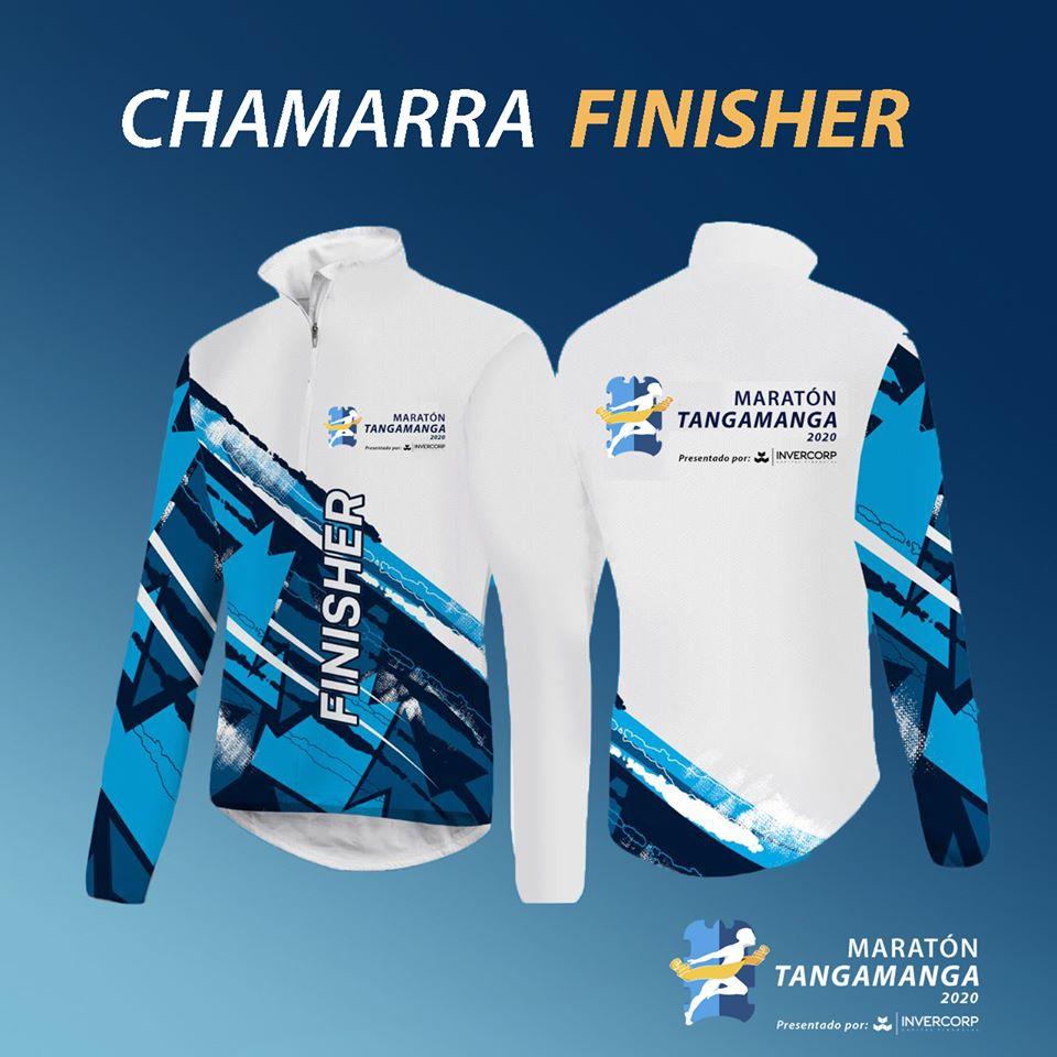 Chamarra BMW Maratón TangaManga 2020
