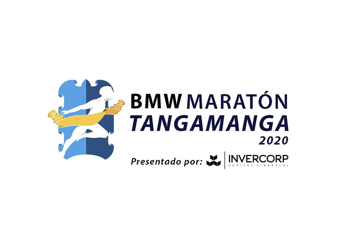 BMW Maratón TangaManga 2020