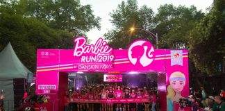 Barbie Run 2020
