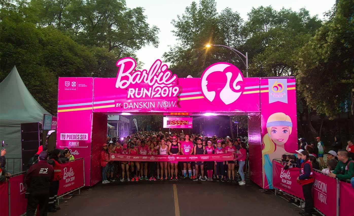 Barbie Run 2020