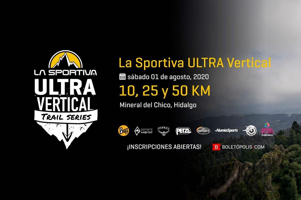 La Sportiva Ultra Vertical