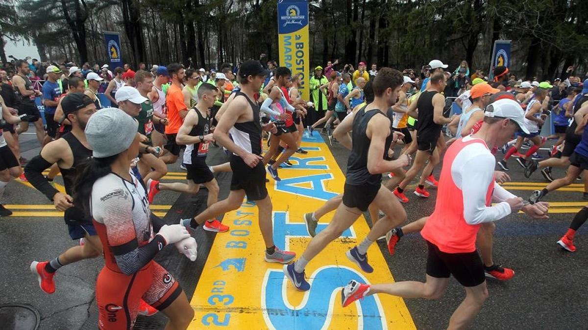 Los organizadores del maratón de Boston pospondrán el maratón de Boston