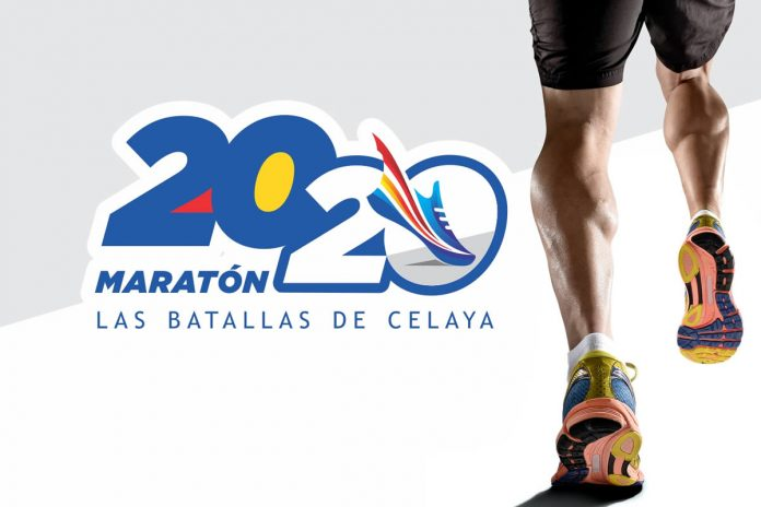 Corre el Maratón Batallas de Celaya 2020