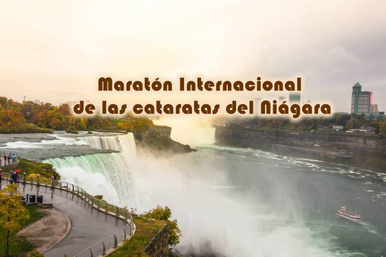Maratón Internacional de las cataratas del Niágara