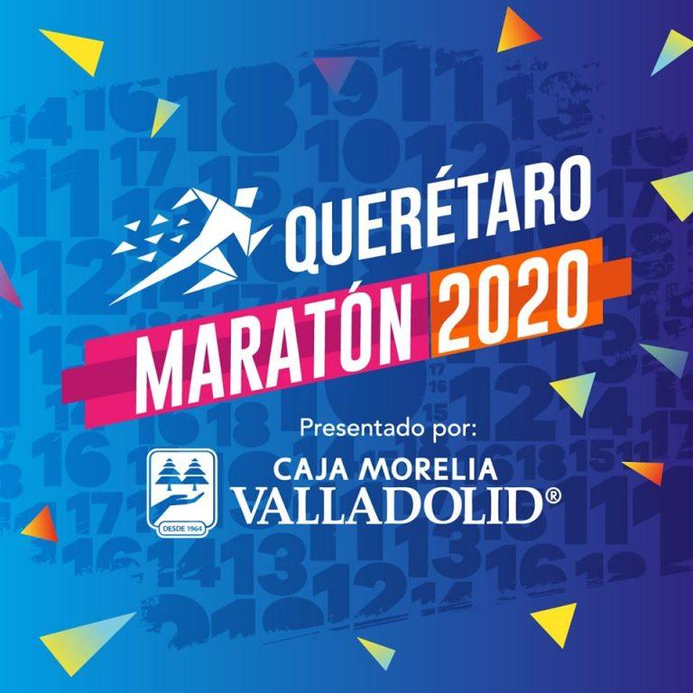 Se confirma la fecha del Querétaro Maratón 2020