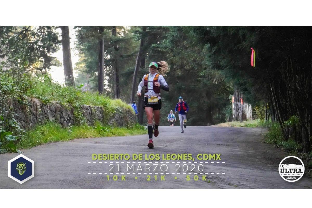 Ultra Trail Desierto de los Leones 2020