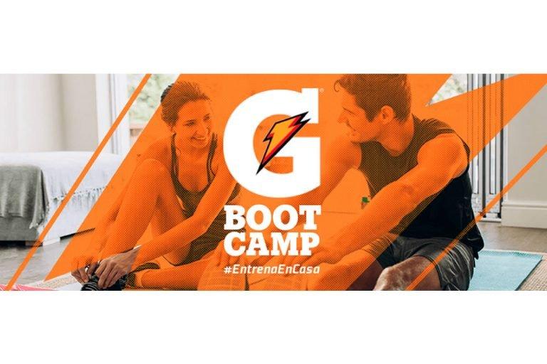 Gatorade e InstaFit presentan programa de entrenamiento en casa G BootCamp