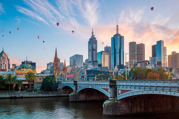 Maratón de Melbourne, corre en una de las principales ciudades de Australia