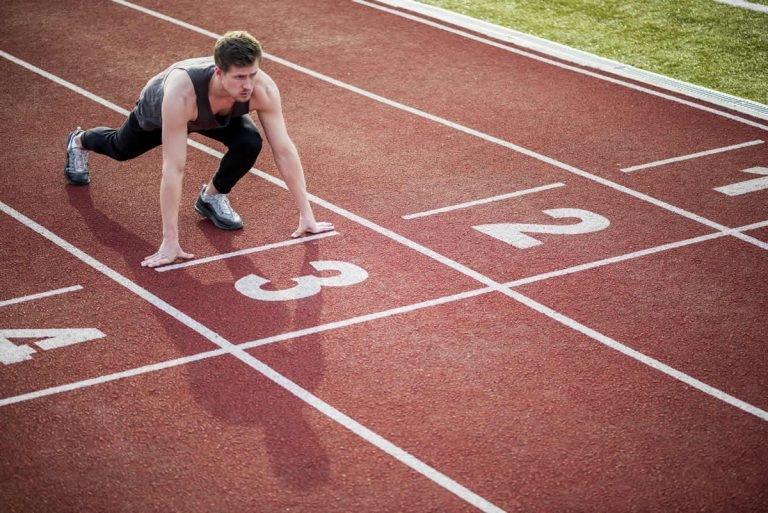 Pruebas oficiales de atletismo
