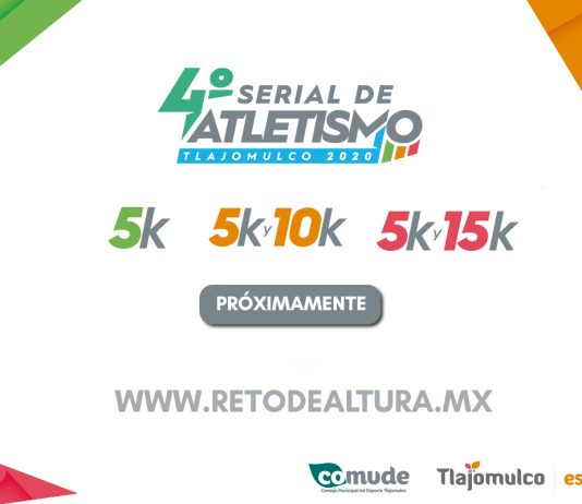 Serial de Atletismo Tlajomulco 2020
