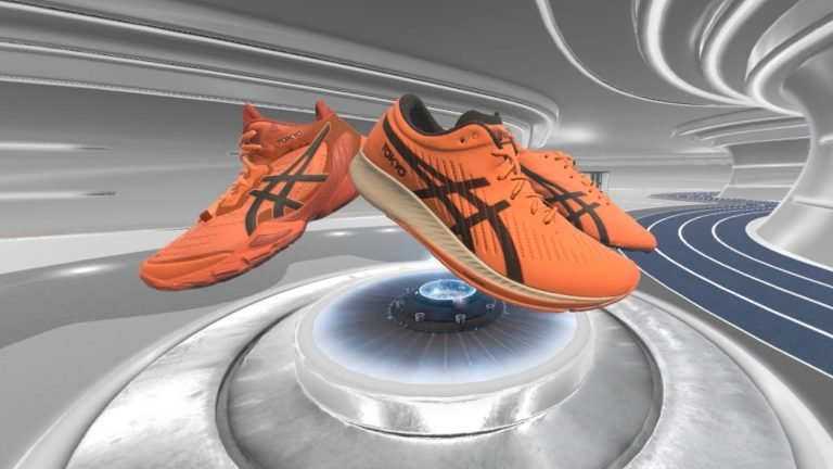 ASICS LANZA METASERIES DE UNA MANERA MUY VIRTUAL