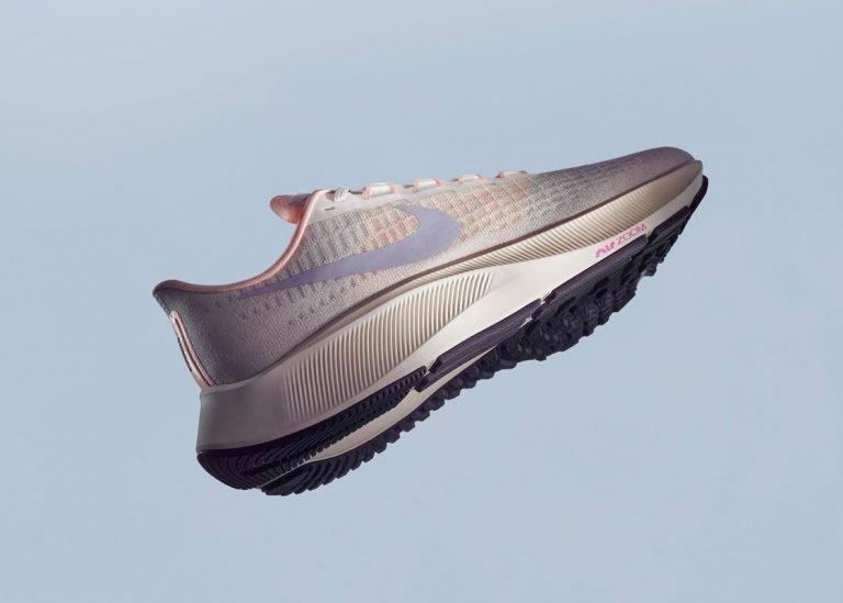 Nike Air Zoom Pegasus 37, más responsivo y cómodo.