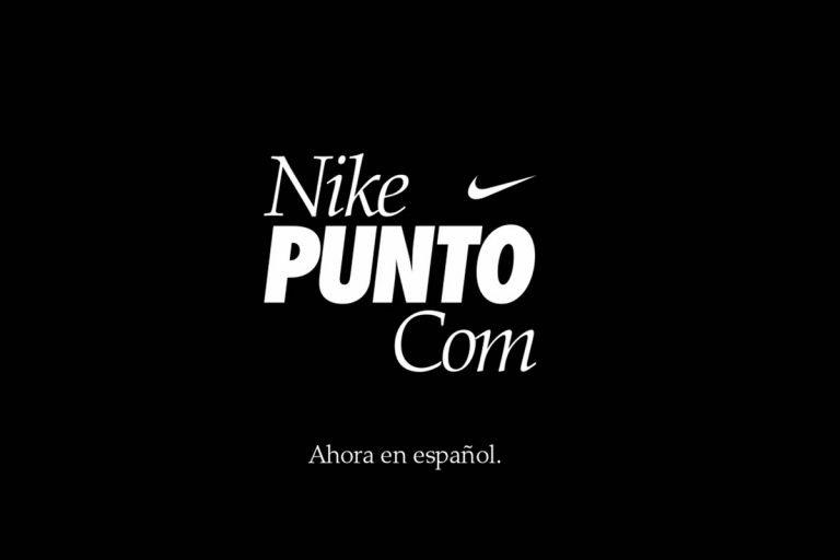 Llega nike en español en Nike.com y la aplicación Nike en los Estados Unidos