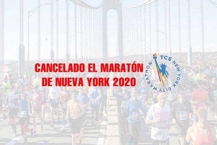 Cancelado el Maratón de Nueva York 2020